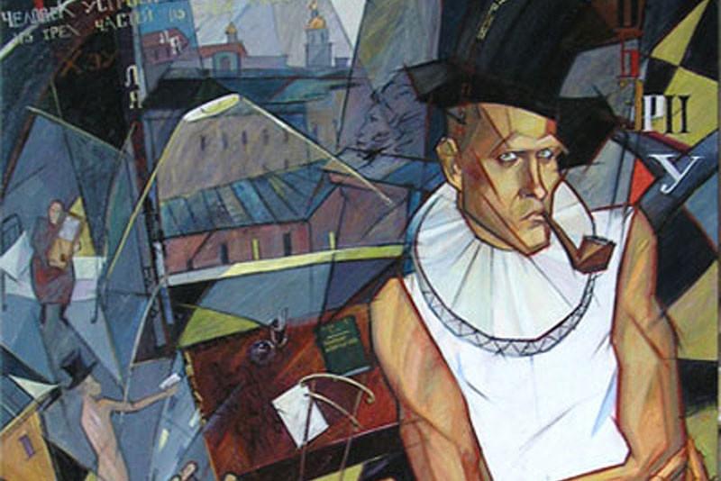 Daníl Kharms é marcado pelo satírico e usa o 'bathos' como elemento central de sua obra.