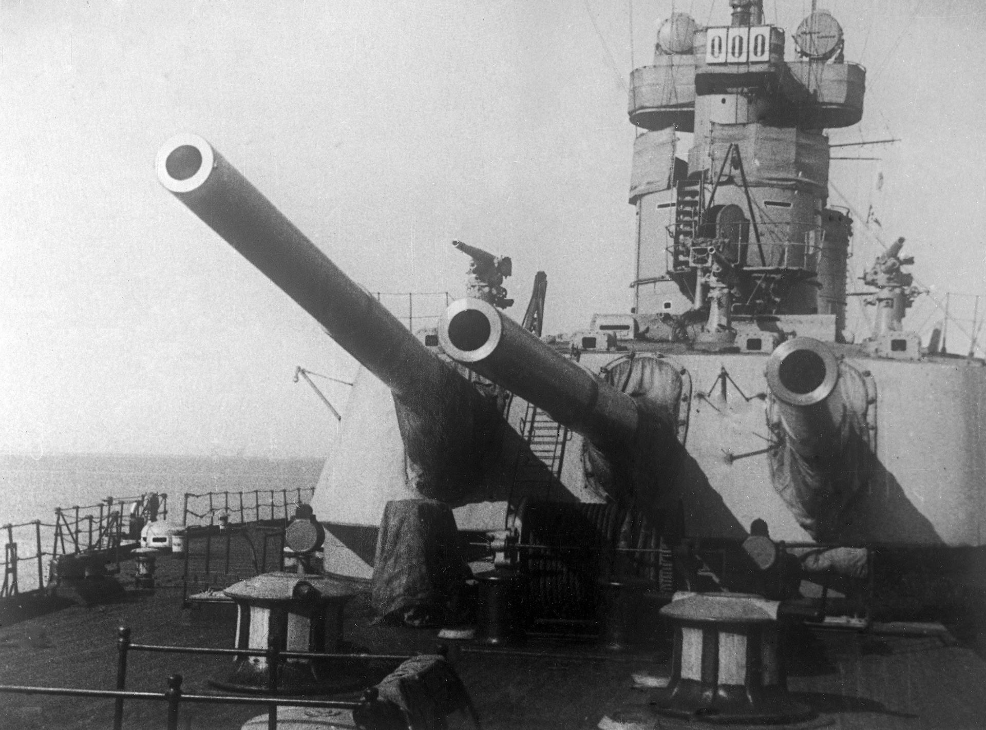『戦艦ポチョムキン』(1925年)
