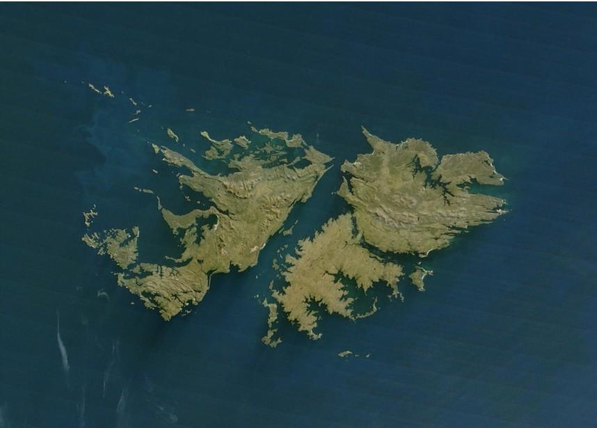 Falklandski otoki.