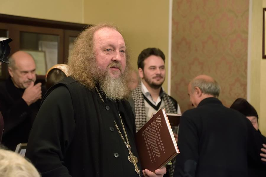 """Игор Собко и директор компаније """"Вифсаида"""" Филип Кудрјашов (десно)"""