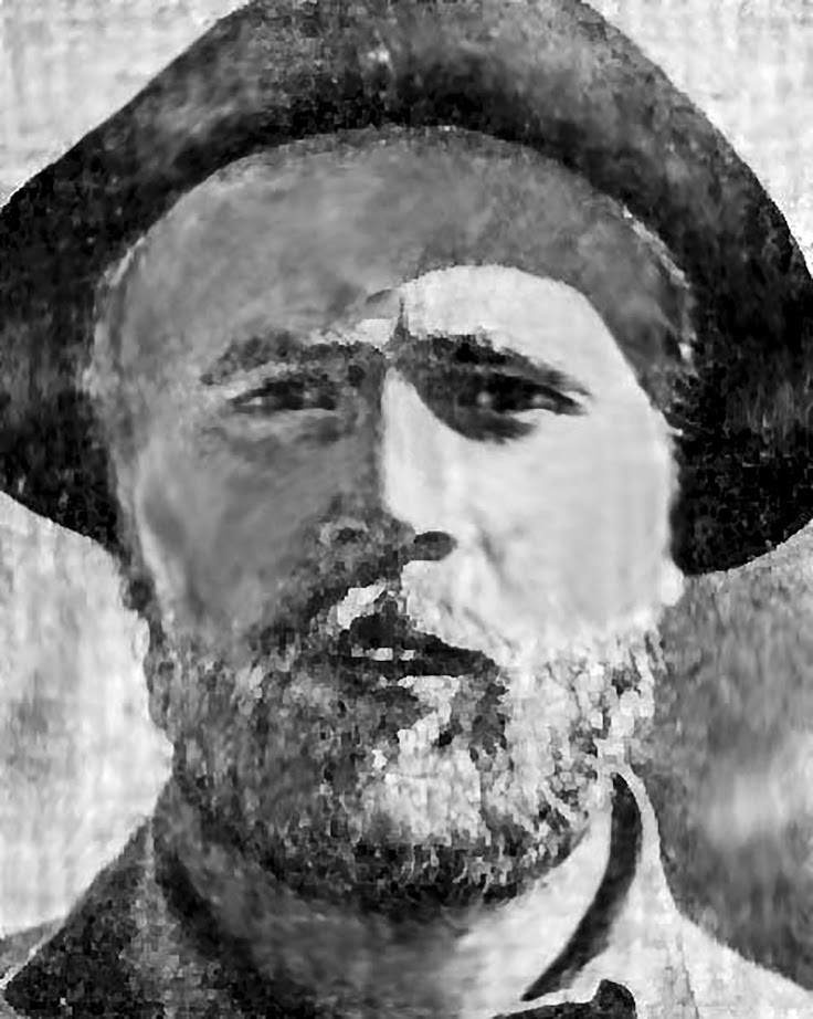 »Georgij Kharlampiyev, še en član znamenite ekspedicije, je bil prav tako žrtev Stalinovega terorja.«