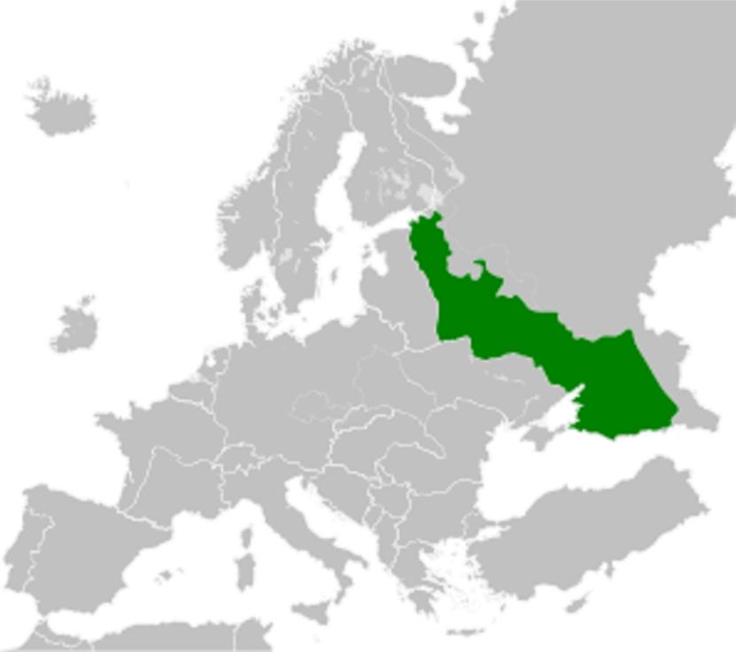 Območje Moskovskega komisariata