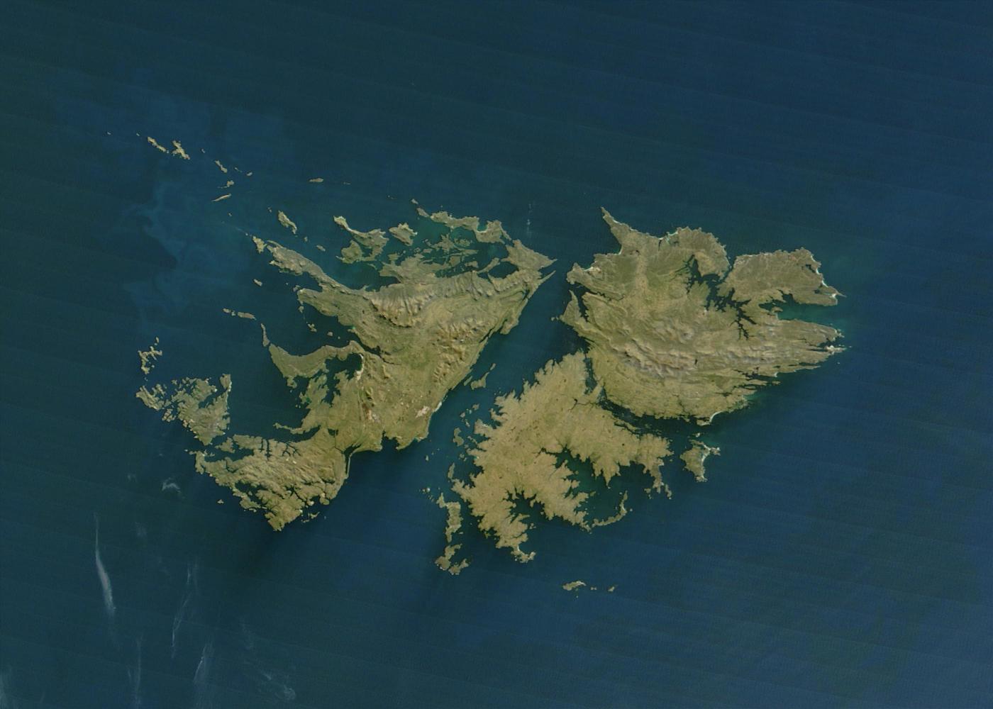 Фолкландски острови.