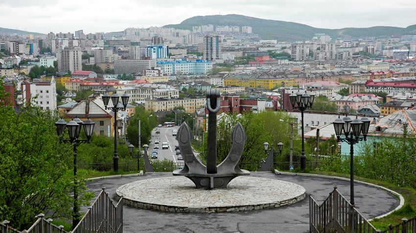 Múrmansk inicialmente se chamava Romanov-no-Múrman, e foi a última das cidades fundadas durante o Império Russo.