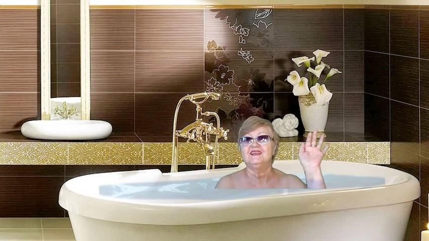 A aposentada lançou canal no YouTube em 2012 e virou sensação internacional.