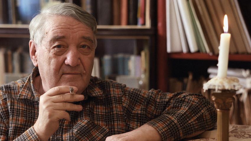 Лав Гумиљов, историчар, етнолог и антрополог