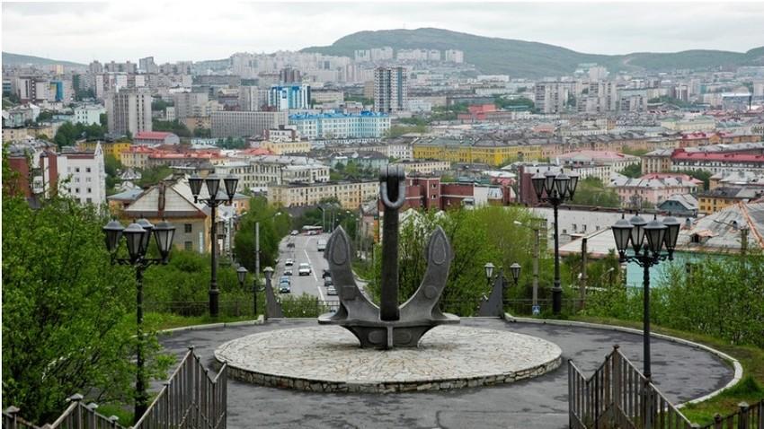 Murmansk.