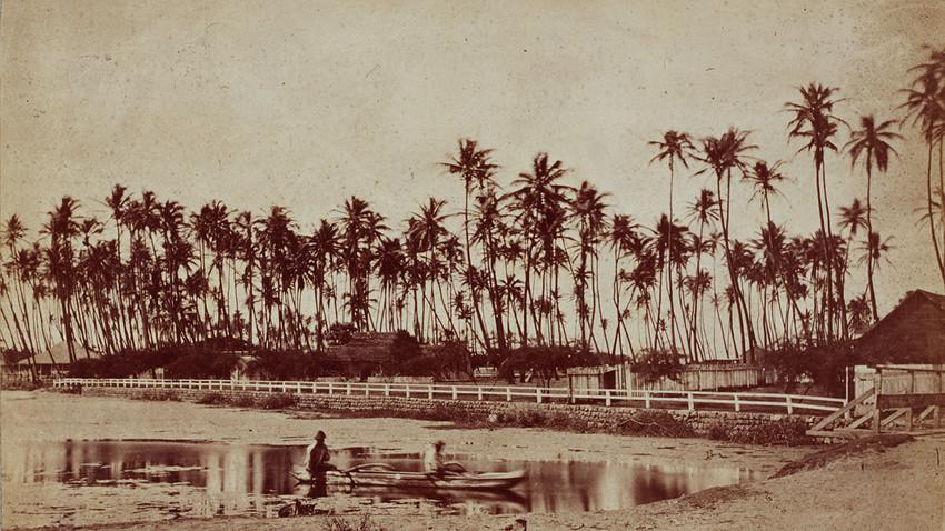 Hawái en el siglo XIX.