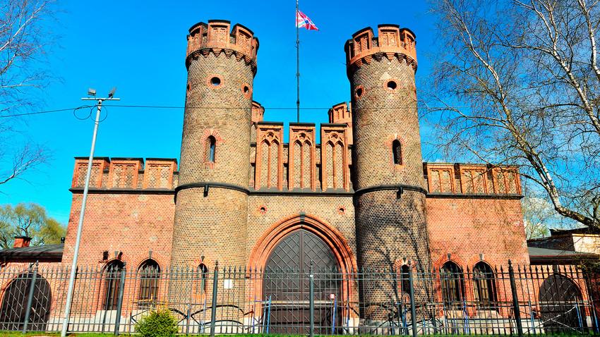 Nemška utrdba.