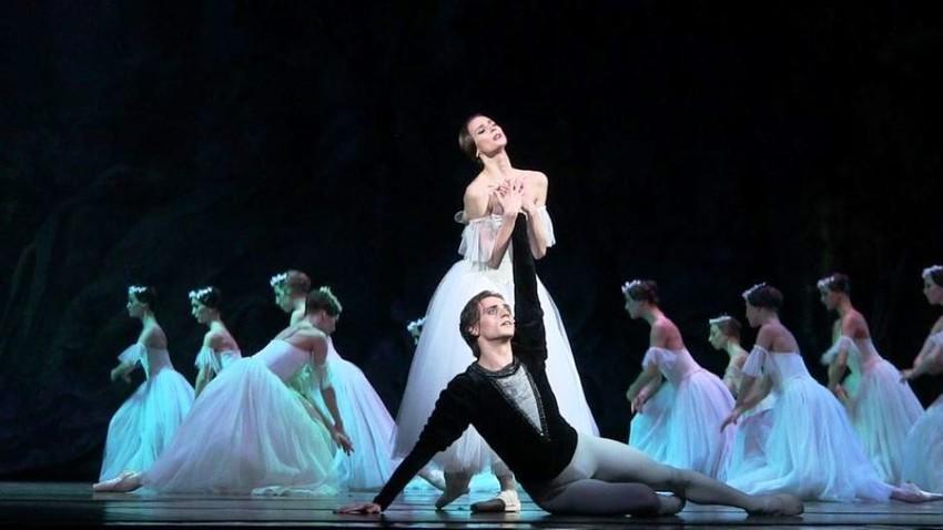 Руската прима балерина Светлана Захарова.
