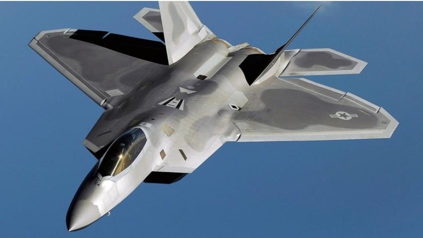 F-22 Raptor.