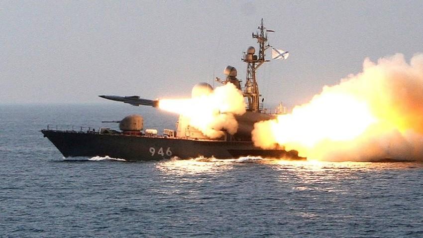 Protiladijska raketa Moskit.