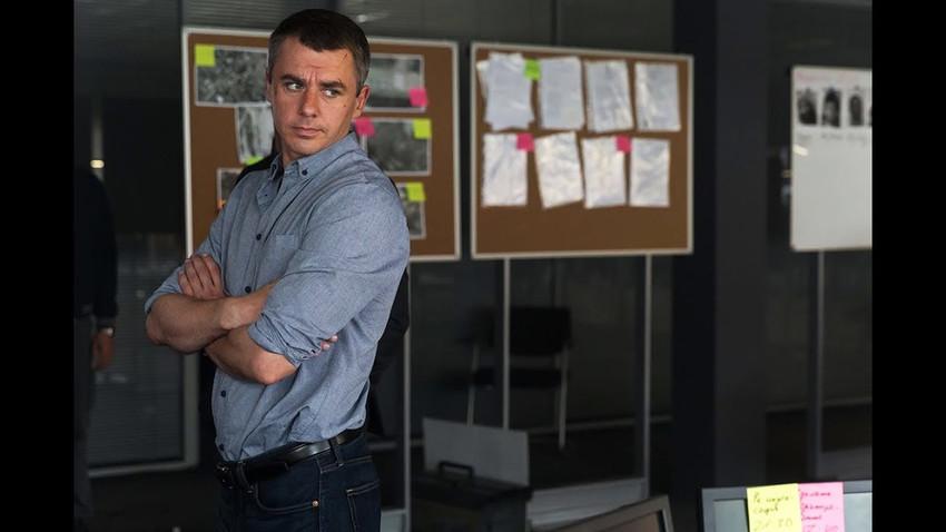 Agente do FSB Andrey Rodionov, interpretado pelo ator Igor Petrenko.