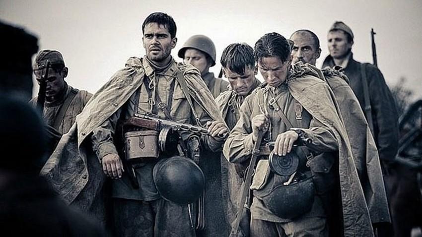 """Szene aus """"Stalingrad"""" (2013) von Bondartschuk jun."""