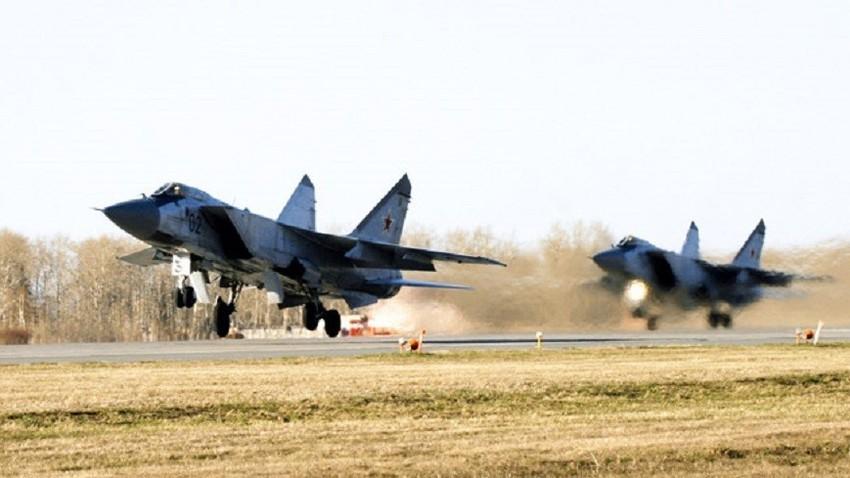 МиГ-31.