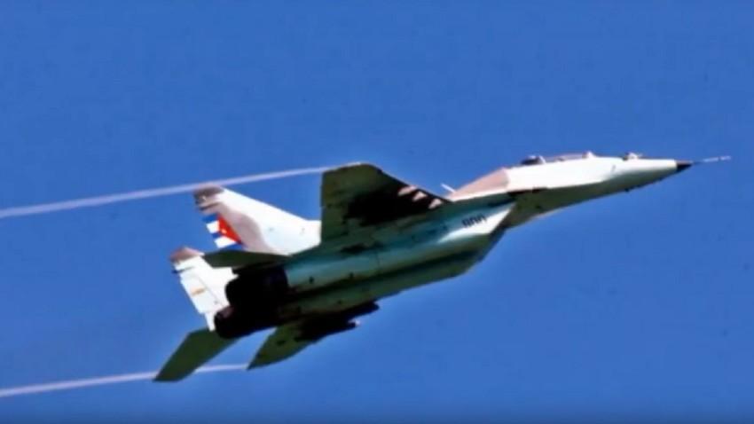 MiG-29 cubano.