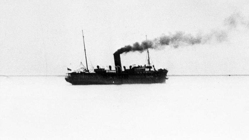 Por muitos anos, o Maliguin realizou estudos hidrológicos em diferentes partes do Ártico.