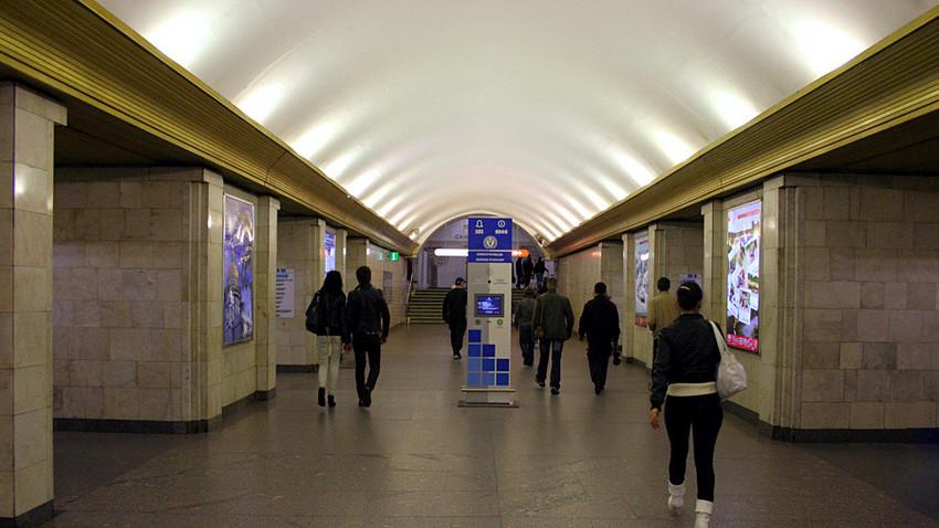 Станица метроа Кировски завод