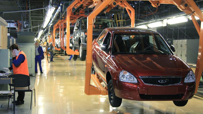До 2026 г. заводите на LADA ще работят на пълна мощност.