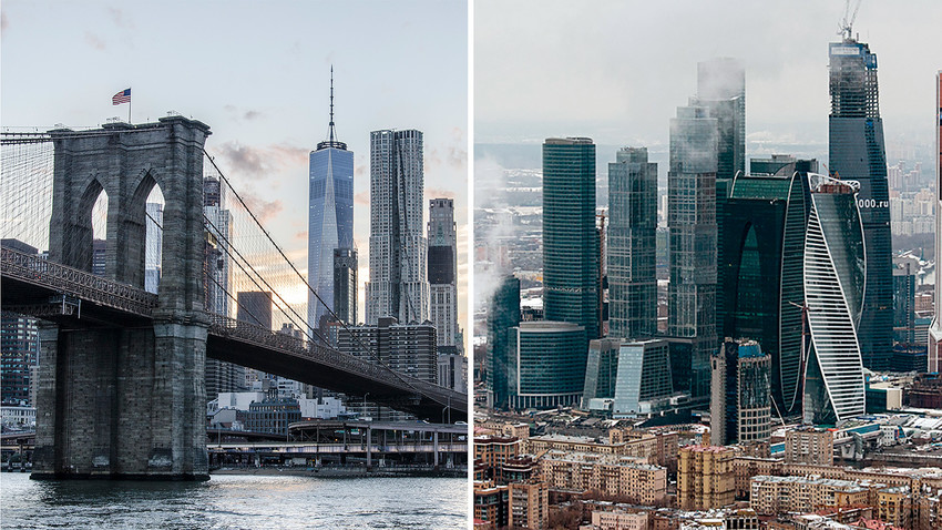 new york versus moscow is life in russia s capital better or worse