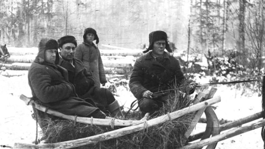 Gulag-Häftlinge 1936-37