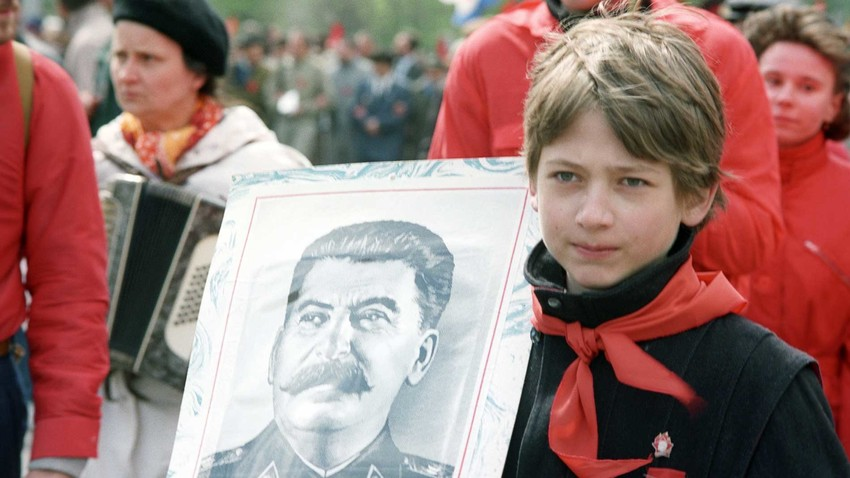 According to Russian Public Opinion Center, 27 percent of the population has a high opinion of Stalin, 6 percent rate him as a sympathetic figure, while 3 percent admire him