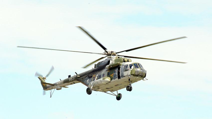 Acordo foi assinado pelo diretor da empresa mexicana, José de Vicente, e o diretor da Russian Helicopters, Andrêi Boguínski.