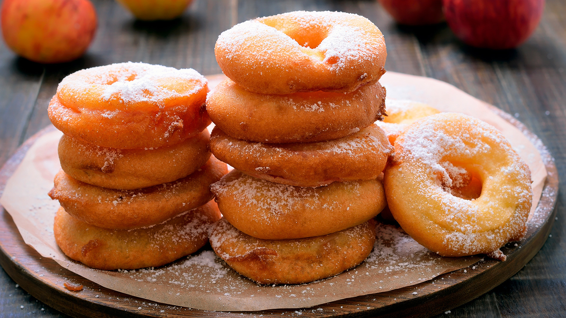 Have you ever try Moscow donuts?