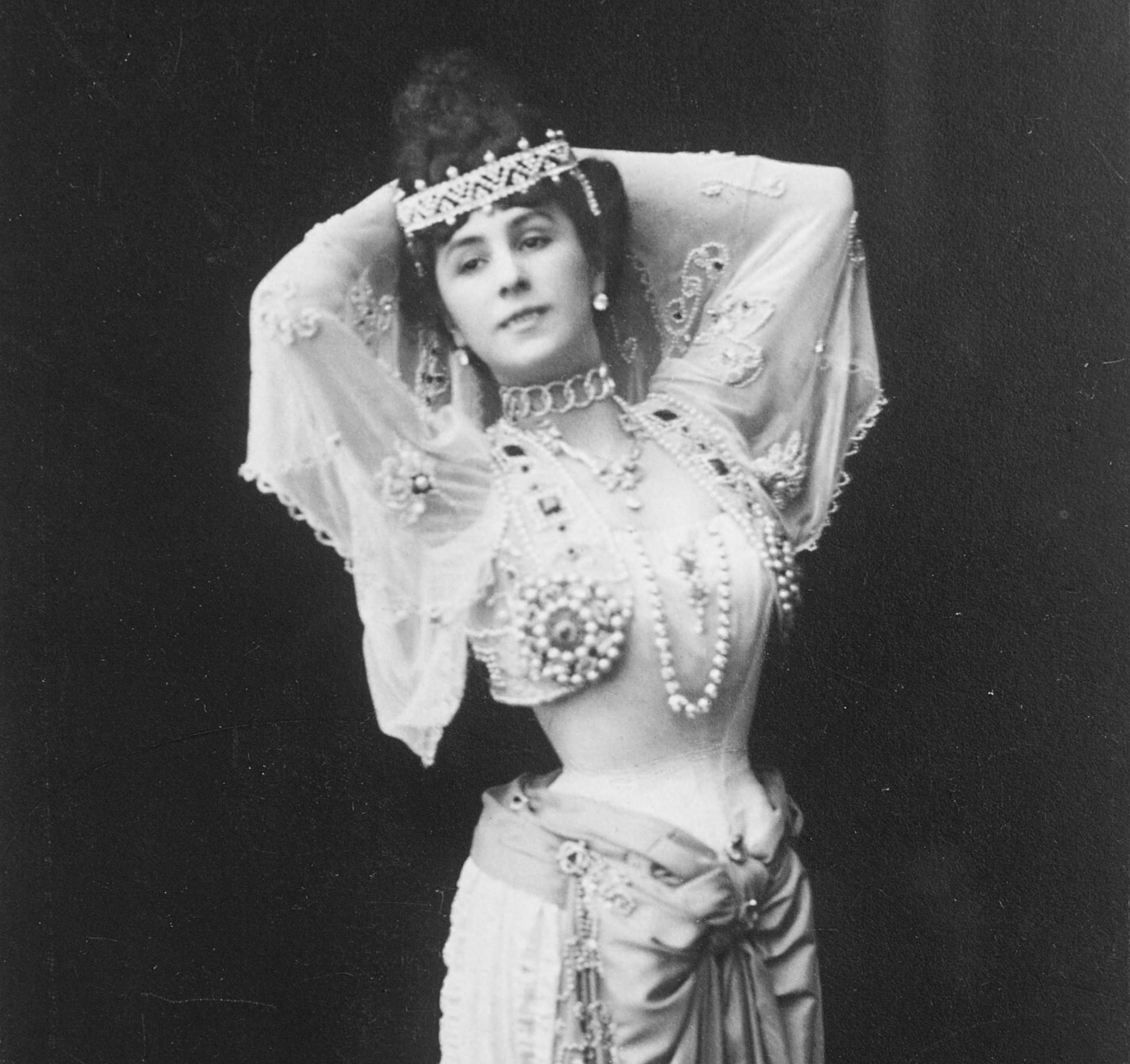 La ballerina Matilda Kshesinskaja