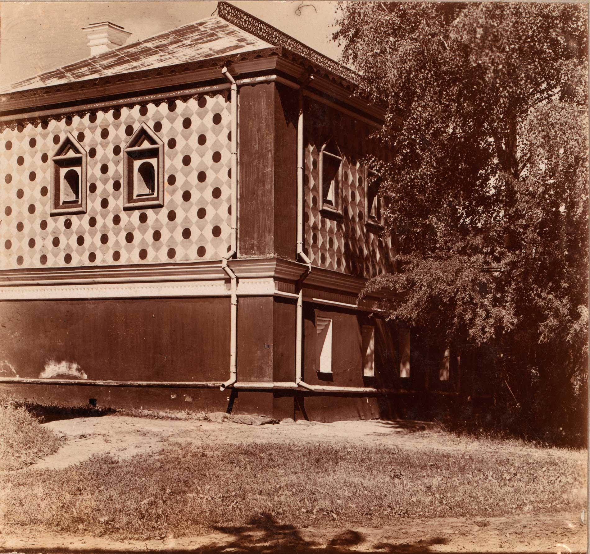 Trinity-Ipatiev Monastery. Romanov Chambers. Summer 1910.