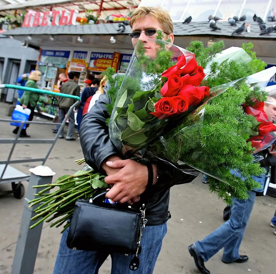 An 'old school' Russian man