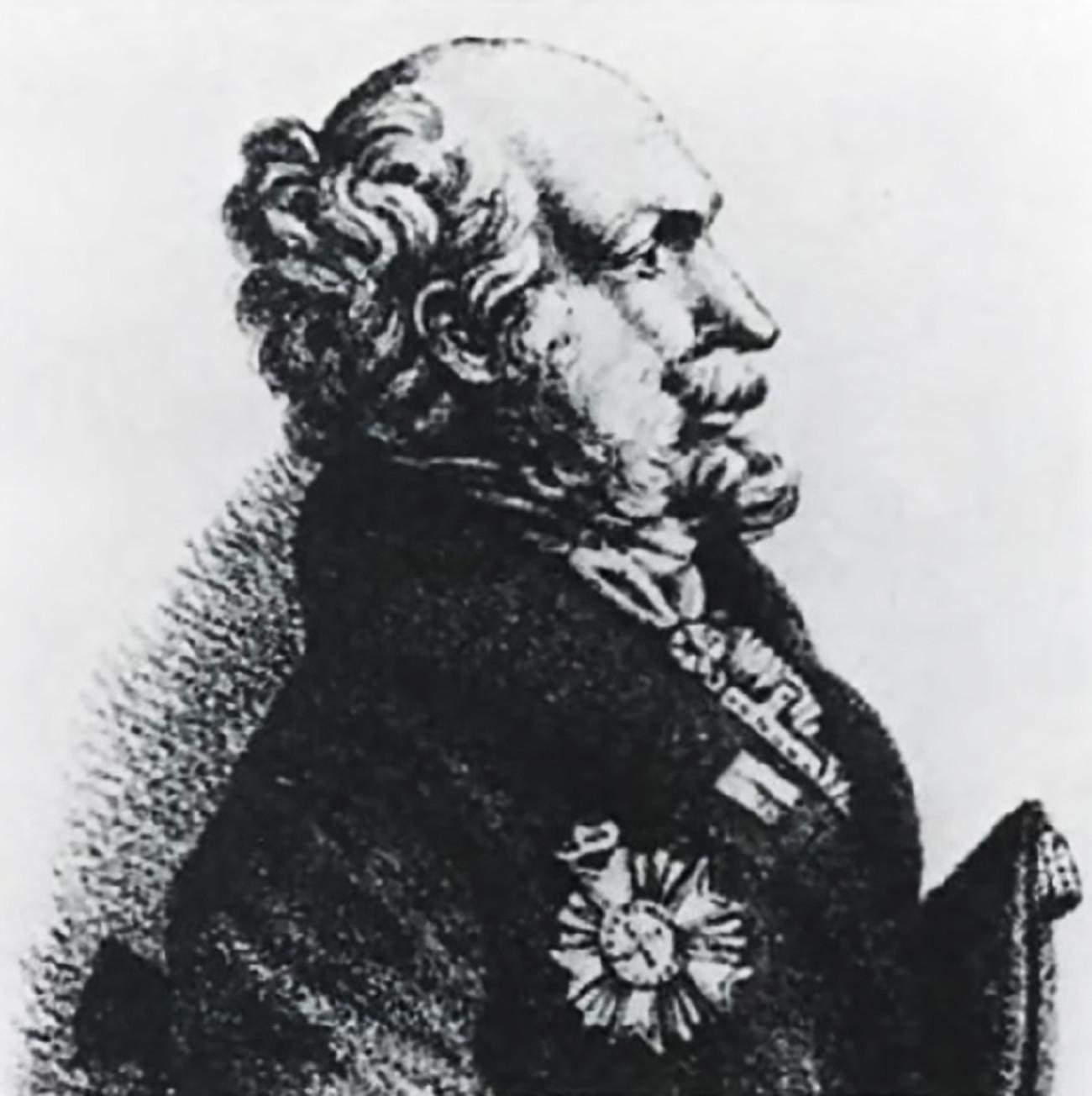 Il dottor George Sheffer