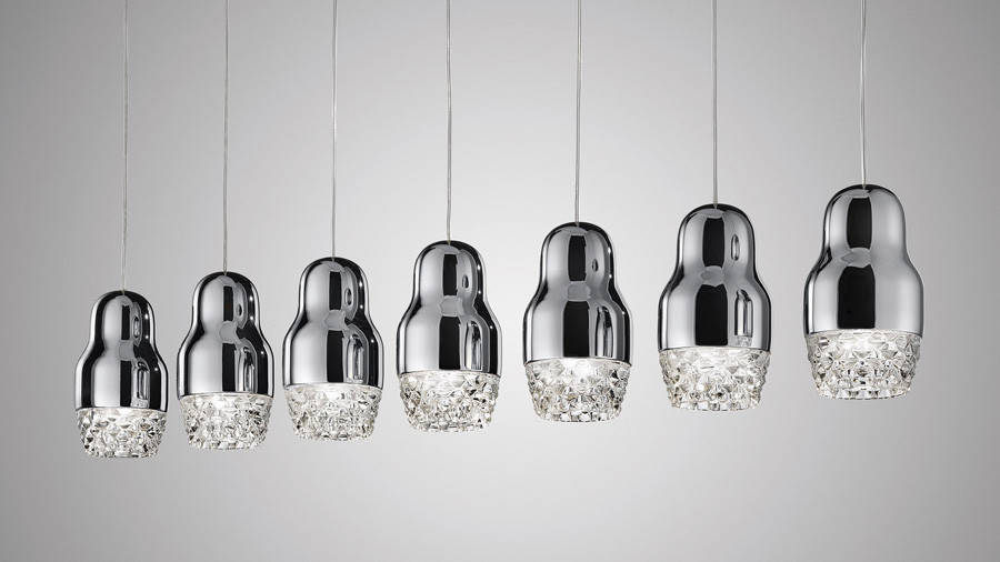 Fedora lamps.