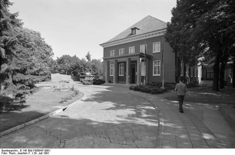 Residenz der Sowjetischen Kontrollkommission in Berlin-Karlshorst
