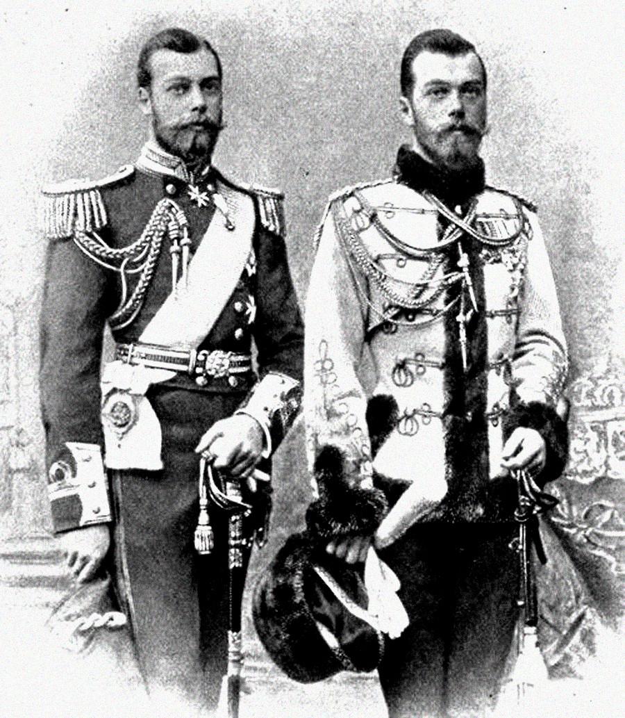 Николай и Джордж.