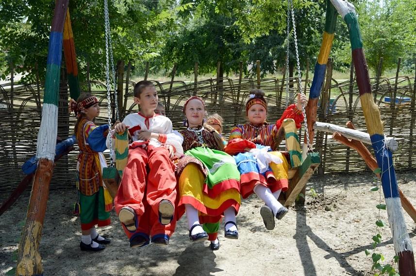 Potomci priseljencev še vedno živijo v Novokumskem.