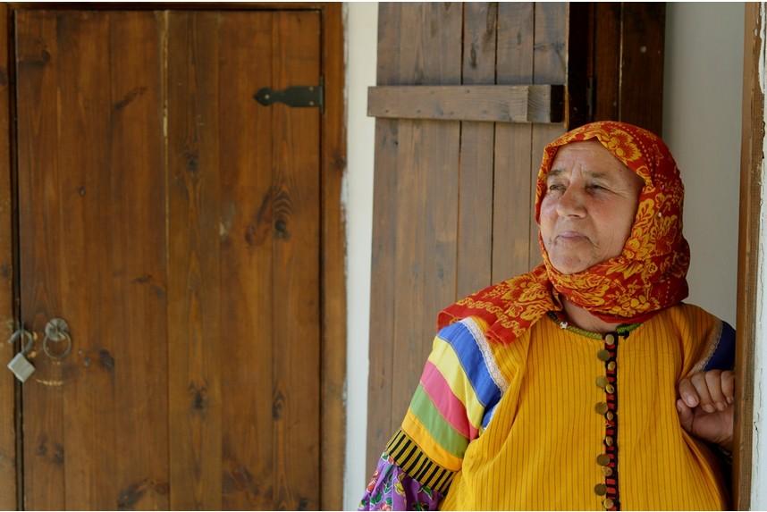 Varvara Gorina se je v mladosti iz Turčije preselila v Rusijo.