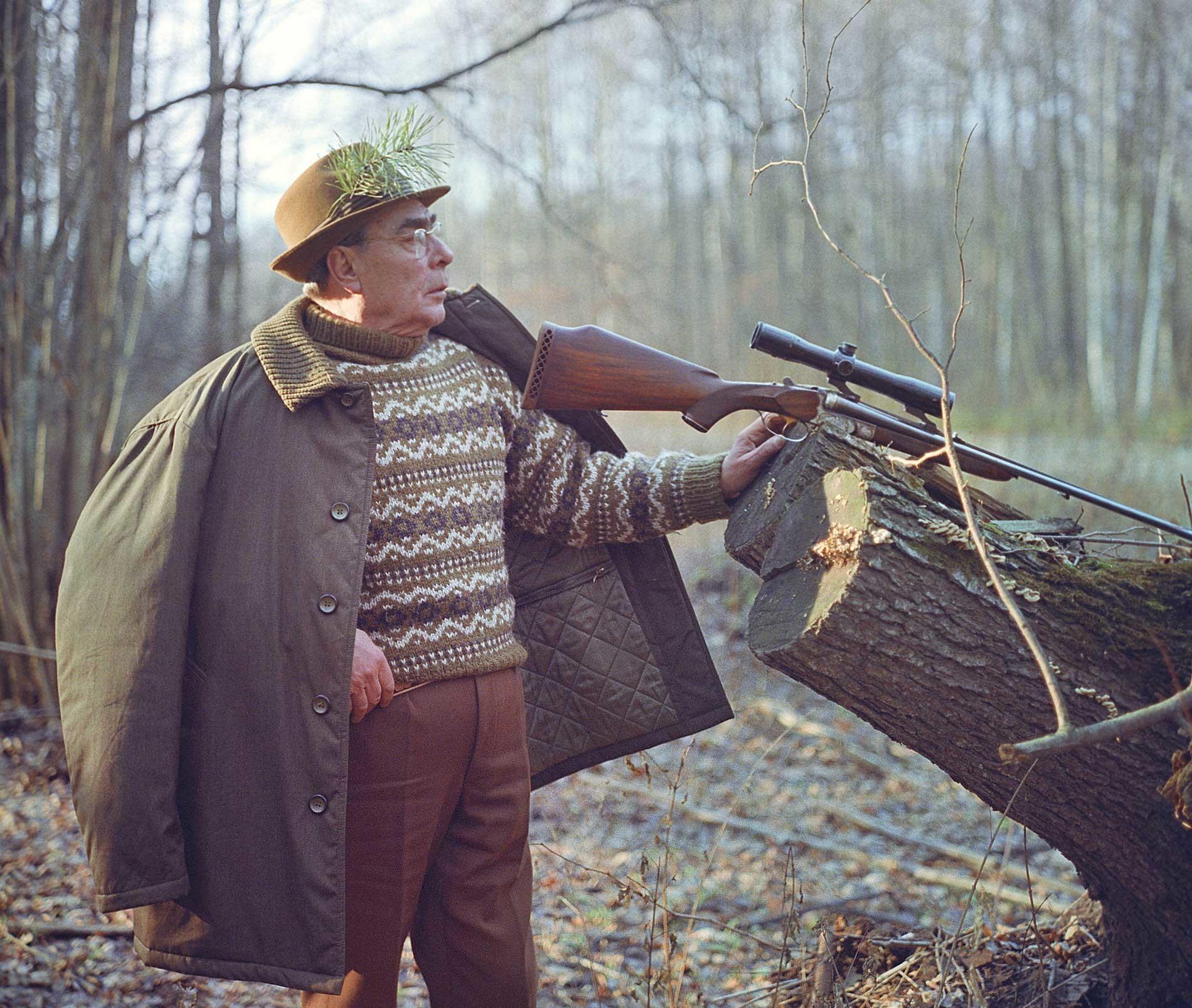 A hunter Brezhnev