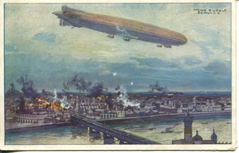SL2 bombardira Varšavu