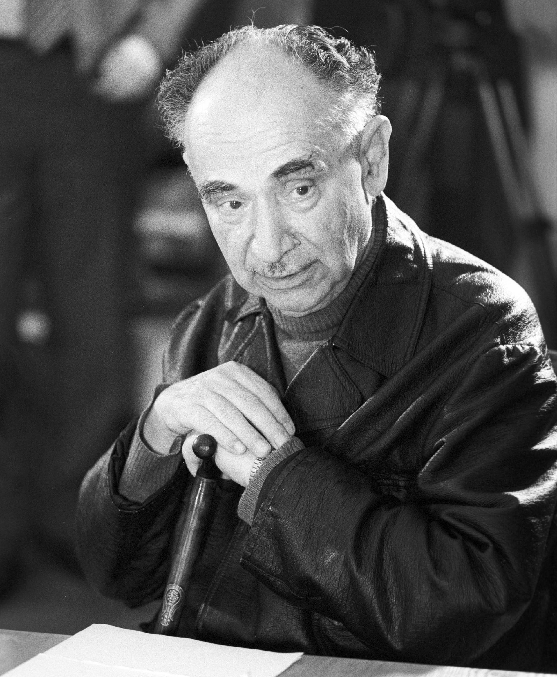 Iosif Grigulevich saat menjadi anggota Akademi Ilmu Pengetahuan Uni Soviet.