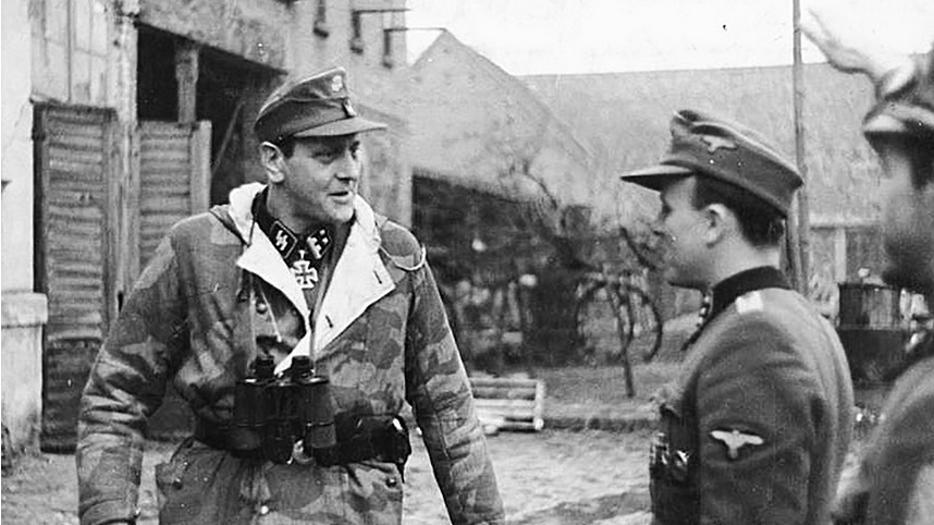 Otto Skorzenyj.