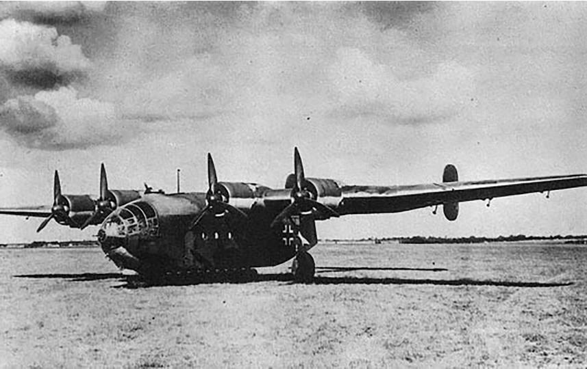Tovorno letalo Arado Ar 232B.