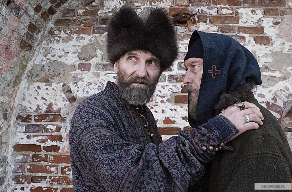 Petr Mamonov i Oleg Jankovski u filmu