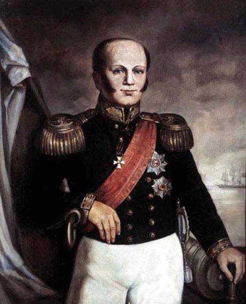 Dmitrij Nikolajevič Senjavin