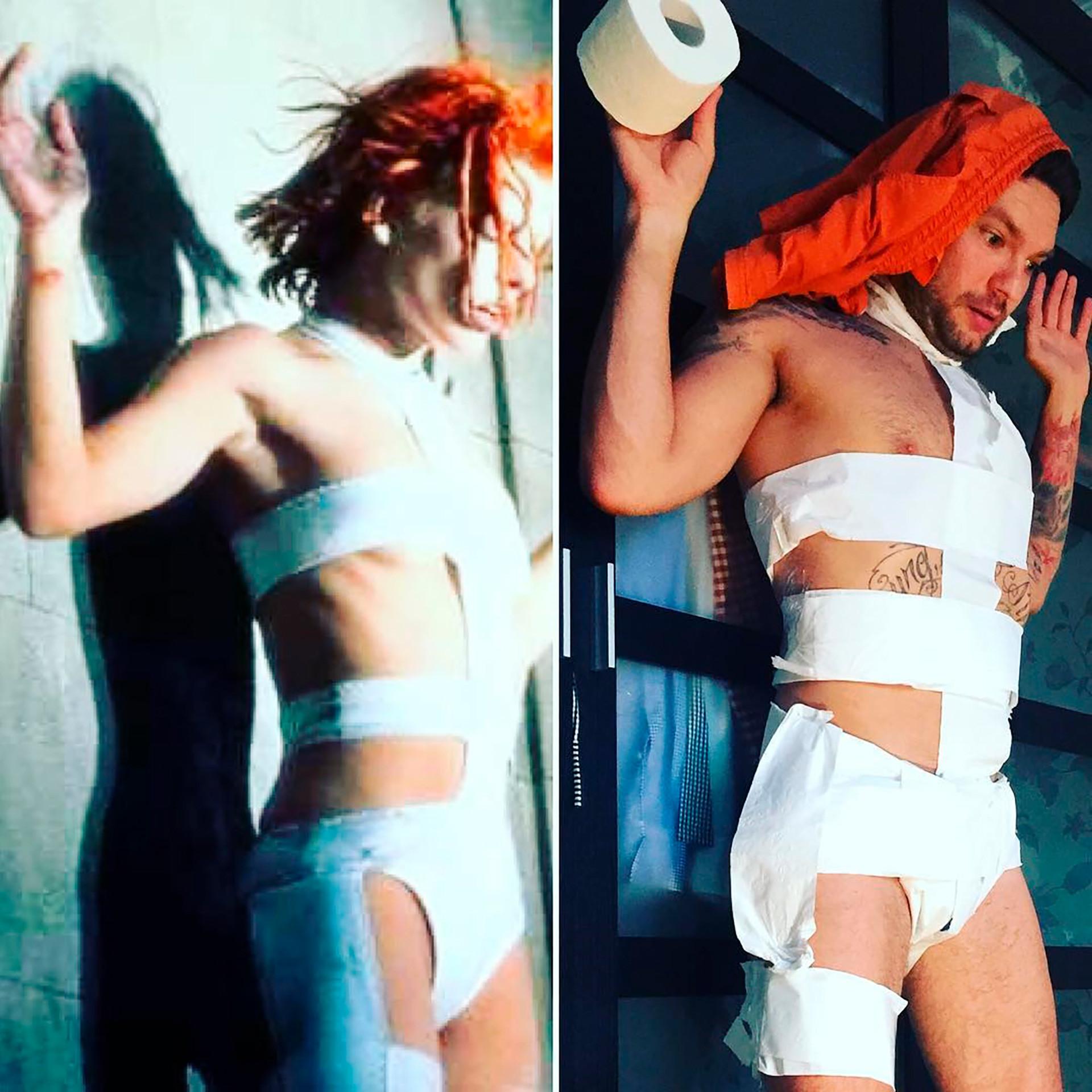"""""""Il quinto elemento"""", di Luc Besson, 1997"""