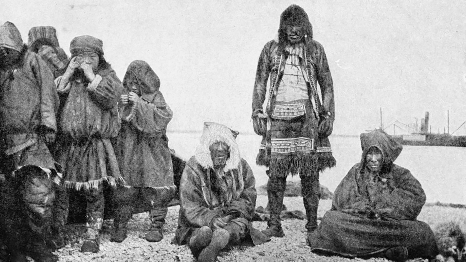 Anandyr's Chukchi in 1906.