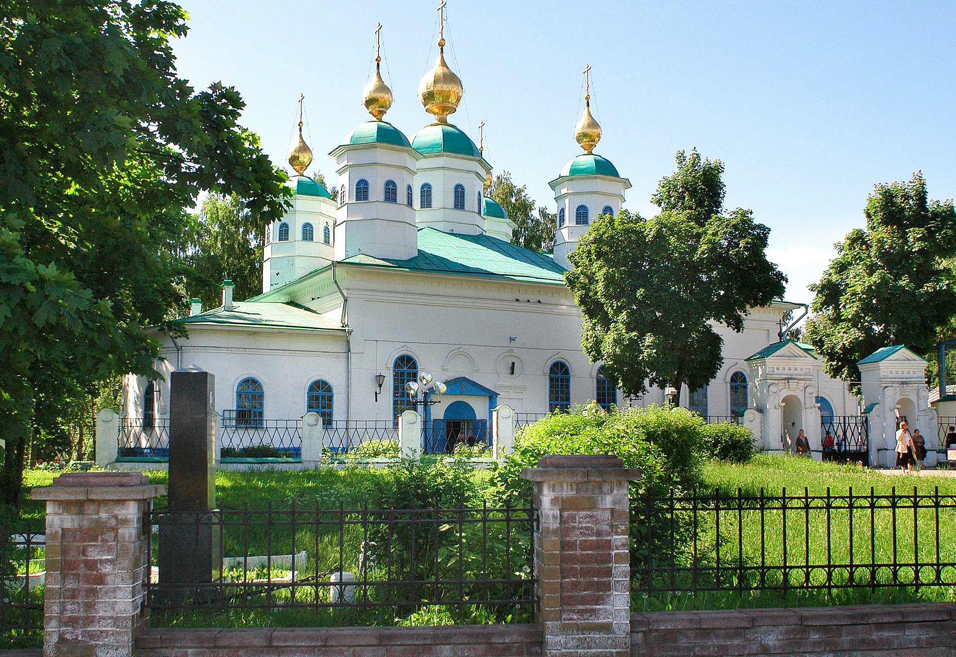 Resurrection Cathedral (Cherepovets) - history and modernity 54