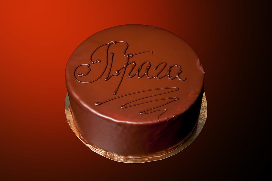 「プラハ」ケーキ