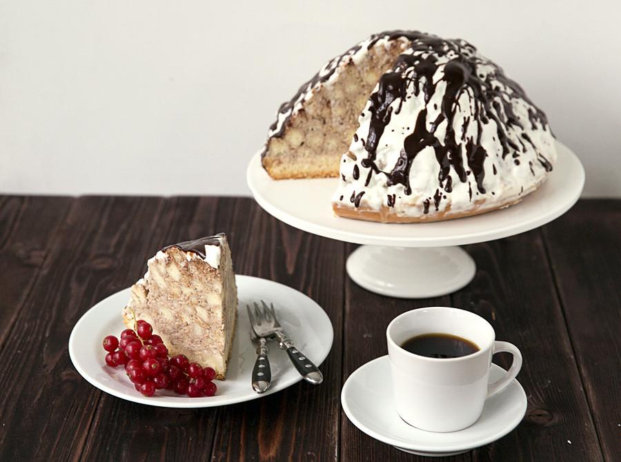 「パンチョ」ケーキ