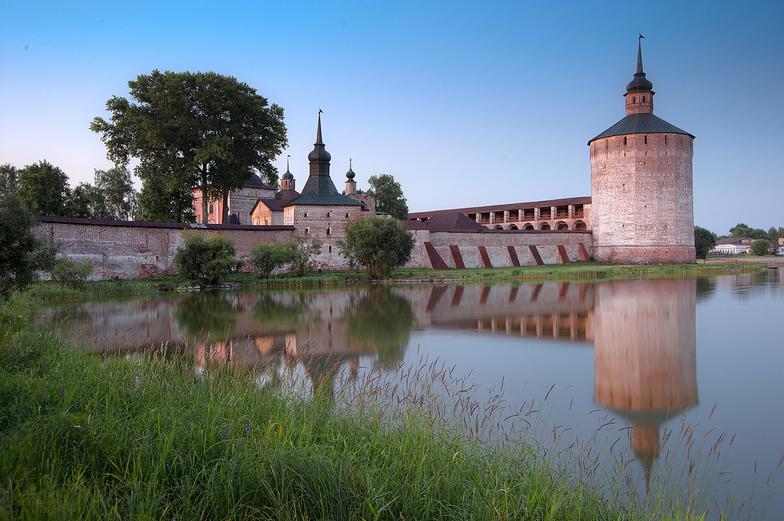 Kirilo-Belozerski samostan